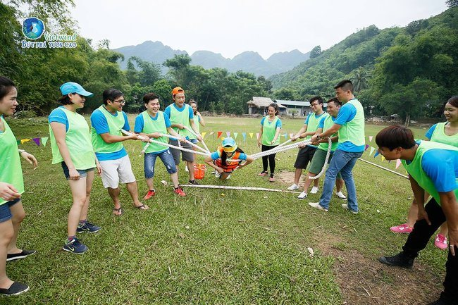 to-chuc-team-building-midea-vietwind-team-building-5