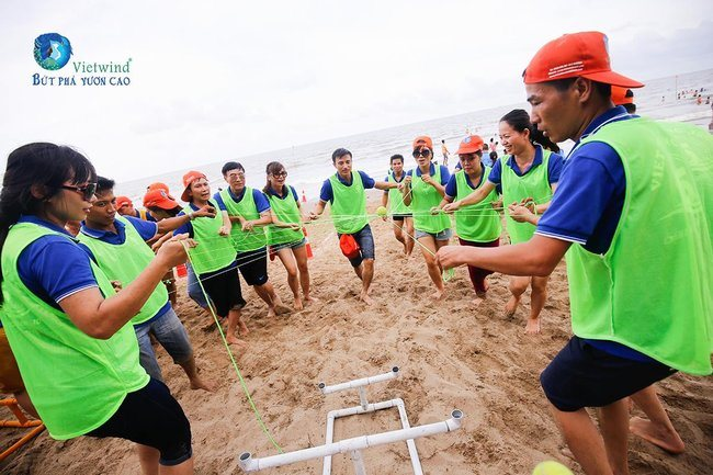 to-chuc-team-building-viet-trung-vietwind-team-building-1
